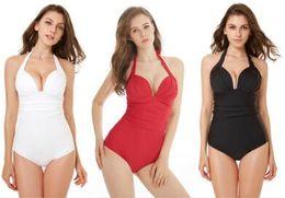 bikini per donne grasse Sconti 2019 vendita calda transfrontaliera primavera e l'estate big size donna grassa M MM costume intero bikini bikini