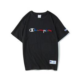Projetos novos do tshirt on-line-2019 novas camisas das mulheres do projeto tripulação pescoço Rosa T-shirt verão Tees casuais 4 Cores mens mulher marca de luxo designer de t shirt tops tshirt traje