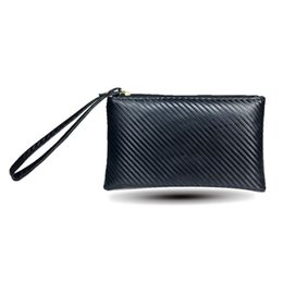 Wholesale THINKTHENDO Wristlet Clutch for Women PU Leather Handbag Wallet Travel Kids Coin Cell Phone Purse Wallet Purse