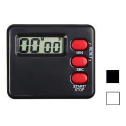 Temporizadores de cuenta regresiva de deportes online-Kitchen Clock Timer 99 Minuto Digital LCD Sport Countdown Calculator reloj con proyección saat