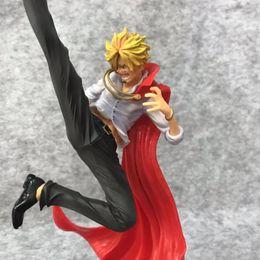 2019 einteilige heiße aktionsfigur 25 cm One Piece Vinsmoke Sanji Action Figure Spielzeug Puppe Sammlung Weihnachtsgeschenk mit Box Action Figure Sammeln Modell Hot Toys günstig einteilige heiße aktionsfigur