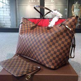 40d9b5d91bb9 handtaschen-louis Rabatt 123 neverfull handbag + wallet shopping package top  leder umhängetasche luxus abend