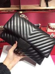 Female Messenger Vintage Bag Shoulder Luxury For Women Aslant Ling Genuine  Leather Designer Handbags Tote With Brand Chain 53b2d5f6528c0