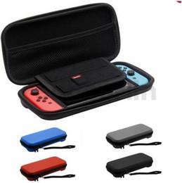 gamepad fall Rabatt Gamepad Box Für Nintend Switch Hard Box Tasche Reise Tragen Hard Cover Fall Für Nintendo Switch NS NX Schutztasche Tasche