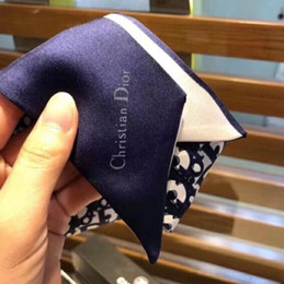 Seidenstirnbänder für frauen online-Luxus-Designer Silk Handtaschen-Tasche Schal-Stirnband der neuen Marken-Frauen Seide scraves 100% Bestnote Seidenbeutel Schalhaar-Bands 8x120cm
