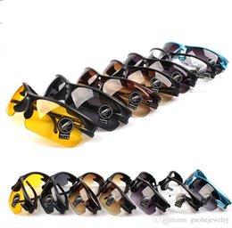 Heiße neue Entwurfssicherheitsbrillen, der Entwurfs-Radsportsportsonnenbrillen der Qualitätsmänner Markengroßverkauf 7 Farben von Fabrikanten