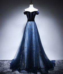 c49ff968a232b Satış dantel tasarımı ünlü balo elbisesi satılık - Yeni Tasarım 2019 kapalı  Omuz A-line