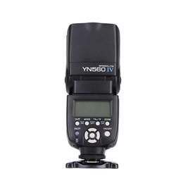 camara flash yongnuo Desconto Universal sem fio flash speedlite yongnuo yn560 iv 2.4ghz transceptor integrado para canon nikon panasonic camera