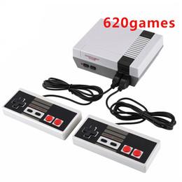 2019 romantik curl haare 620 game player Mini TV Handheld-Spielkonsole Videokonsole für Nes-Spiele Klassische Spiele Dual Gamepad Gaming Player