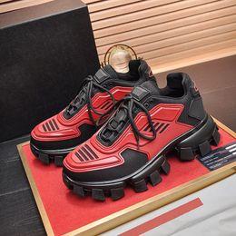 Neue Männer Schuhe Casual Cloudbust Thunder Knit Sneaker Männer Schuhe Gummisohle Ek552 Chaussures pour hommes Fashion Footwears Plus Size Drop Ship