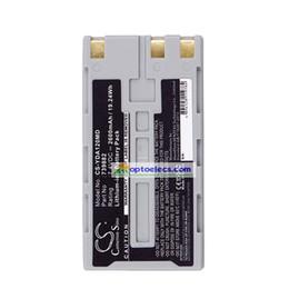 DHL Frete Grátis 2 pcs por lote Bateria de Substituição para AQ1200Q AQ1200Q AQ1200A AQ1200A AQ1200C AQ1205A AQ1205E OTDR 7.2 V 2170 mAh de