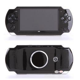 10000 çeşit oyunları el Oyun Konsolu 4.3 inç ekran mp4 çalar MP5 oyun oyuncu gerçek 8 GB psp oyun için kamera ile destek video e-kitap nereden