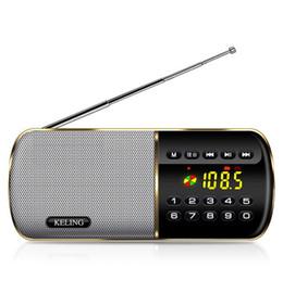 lettore mp3 al litio Sconti F8 full-band radio FM radio portatile studente quattro o sei test di ascolto in inglese dedicato Potenza nominale 3 (W)