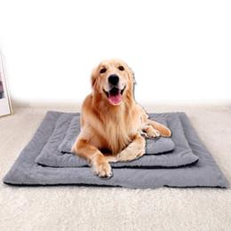accessoires de lits de chien Promotion Transer Bed Dog PANA chat chat coussin maison dormir couverture chaude et douce fournit des accessoires