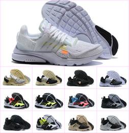 6886863589 2019 New Original Presto V2 Ultra BR TP QS Black X Running Shoes Cheap  Sports Women Men aI Prestos off Chaussures White Sneakers off white x deals