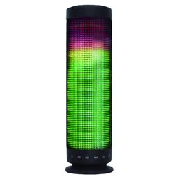Canada Lampe LED haut-parleur haut-parleur bluetooth sans fil V4.0 qualité sonore exceptionnelle avec connexion par simple contact NFC pour samsung ou IPHONE XS / XR Offre