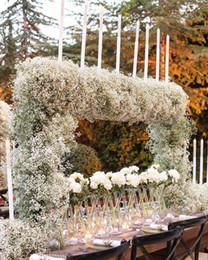 2019 stami di fiore artificiale Artificiale in lattice Fiori Babysbreath Fiore Decorazione di cerimonia nuziale Festa a casa FAI DA TE Scrapbooking Mestiere Stamen Decorazione ufficio fiori stami di fiore artificiale economici