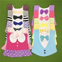Asciugamani da principessa online-mescolare 12 colori bavaglini cotone saliva asciugamano papillon gentiluomo abito principessa grembiule quattro strati impermeabile regolabile panni Burp
