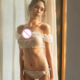 2020 deslizamento de corpo branco Preto / Branco Mulheres Sexy Lingerie Nightwear Rendas Sleepwear Slip Babydoll Plus Combinação Do Corpo Sob O Tecido das Mulheres Roupa Interior deslizamento de corpo branco barato