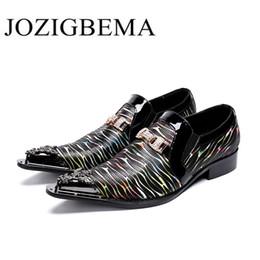 Christia Bella Moda İş Erkekler Elbise Ayakkabı Hakiki Deri Sivri Burun Düğün Resmi Ayakkabı Metal Toes Cilt nereden