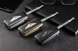 kettenfäden Rabatt Schlüsselanhänger E Cig 650mAH-Batterie Tragbares Vape-Kit E-Zigaretten-Kit-Box Mod Match 510-Gewinde