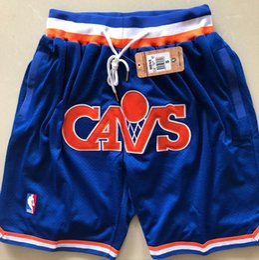 Cleveland CLE Cavaliers Rwtw Mitchell Ness SADECE YAPILAN Classics Swingman Basketbol Pantolon Retro SIS Spor Mesh Sıcak Top Şort nereden
