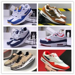 2020 Luft nbspmax 87 DLX Air ATMOS Schuhe Tierpaket 1s 87s Leopard gra max Männer Maxes Classic Athletic Z Schuhe Turnschuhe Größe 40 45 laufen