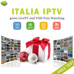 Glück IPTV Europa Iptv Frankreich Großbritannien Deutschland Spanien Italien IPTV Abonnement Kanäle für M3U Smart TV Android Enigma2 MAG Live + VOD Kanäle von Fabrikanten