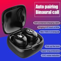 Argentina Auriculares Bluetooth TWS Auriculares Auriculares inalámbricos Bluetooth Auriculares estéreo XG12 Auriculares Bluetooth con micrófono y caja de carga cheap mic charge Suministro