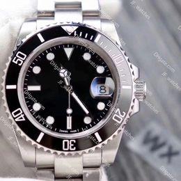 Taucheruhr saphir online-Luxus Herren Mode Uhr Edelstahlarmband automatische mechanische Uhr 2813 Sport Saphir wasserdichte Taucheruhr