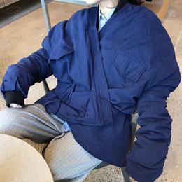 2019 kurzer mantel neues design Hochwertige kurze Baumwolldecke 2019 neues, unregelmäßiges Design mit Wintermantel rabatt kurzer mantel neues design