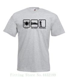 Deutschland Essen Sie Schlaf Fisher Funny T-Shirt Weihnachten Geburtstag Geschenk Idee Jungen Mädchen Kinder T-Shirt Top O Hals Tops T-Shirts cheap girl gifts ideas Versorgung
