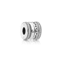 Luxus neue schmuck zubehör europäischen perlen charme original box für pandora 925 sterling silber drehen charms armband halskette machen von Fabrikanten