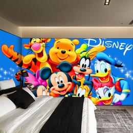 Personajes de papel 3d online-[Autoadhesivo] Personajes animados en 3D 2128205 Mural de papel de pared Wall Print Decal Murals