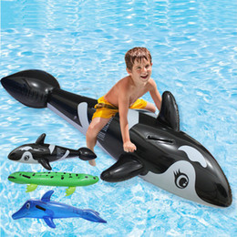 riesige aufblasbare tiere Rabatt Wasser Aufblasbare Schwimmring Riesen Pool float Lounge Erwachsene Tier Schwimmen Luftmatratze Rettungsring Floß Kind Pool party Spielzeug