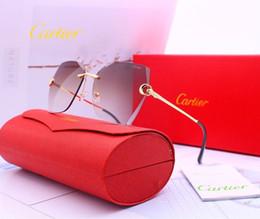 0083 Popular Sunglasses Luxury Brand Designer 0083S Square Summer Style Full Frame Protezione UV di alta qualità Colore misto Come With Box da occhiali da chimica fornitori