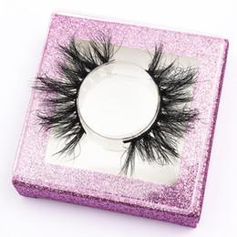 Canada 5D cils maquillage des yeux vison faux cils doux naturel épaississement croisement faux cils extension beauté outils de beauté GGA2138 Offre