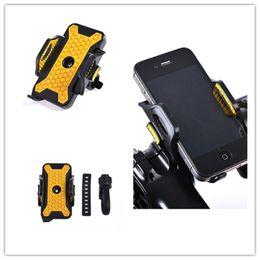 Dağ Bisikleti Telefonları Çerçeve Elektrikli Araç Tutucu Taşınabilir Anti Giyim Yaratıcı Moda Cep Telefonu Standı Evrensel Sarı Mavi nereden