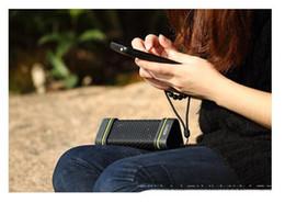 Bluetooth earson on-line-Earson er151 sem fio bluetooth car home 4 w alto-falantes estéreo à prova de poeira-prova à prova de choque speaker para iphone6 5s samsung ipod mis060