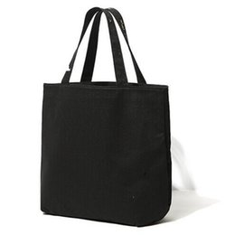Sacchetti di stoccaggio di libri online-Chunky Black Shopping Bags Cosmetici Candy Book Designer borse pratiche con manico borsa di immagazzinaggio vendita calda 15 5sl BB