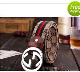 Canada Ceintures de luxe designer ceintures pour hommes grande boucle ceinture ceinture de chasteté masculine top mode ceinture en cuir mens gros livraison gratuite Offre