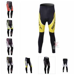 squadra di ciclismo rapido etixx Sconti 2019 uomini della squadra SCOTT ciclismo pantaloni lunghi traspirante asciugatura rapida confortevole mtb vestiti sport all'aria aperta X70410