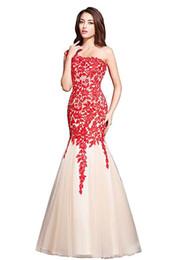 vestido bling coral Rebajas Un hombro vestidos de noche con apliques Bling sirena vestidos de noche Vestido largo formal elegante Abiye Elbise