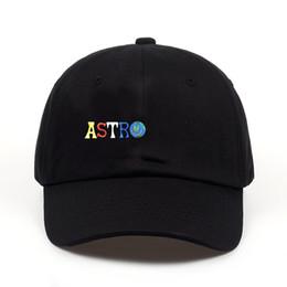 Bonés on-line-AstroWorld Travis Scotts Designer Chapéus Cartas padrões de bordado Hip Hop Ball Caps Homens Mulheres Chapéus Tamanho livre