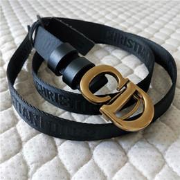 Designer Nouvelle liste de ceinture Mode Femme D ceintures en toile pour femme bracelet hommes Jeans robe ceinture occasionnelle fille cadeaux ? partir de fabricateur