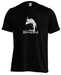 death note l Coupons - Death Note Ryuk L Light Yagami Anime Manga T shirt Tee Size Discout Hot New Tshirt Tees Custom Jersey t shirt