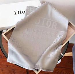 2020 nuova di alta qualità cachemire sciarpa di modo sciarpa del progettista di marca Classic Lettera Sciarpe per le donne Nuovo arrivo da trasporto di goccia della mela fornitori