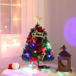 5b1a4d87ea1 Año Nuevo Navidad Mini Luces LED Árbol de Navidad con Tablero Artificial  Adornos Pequeños Casa Navidad Decoración de Vacaciones Regalos para Niños  rebajas ...