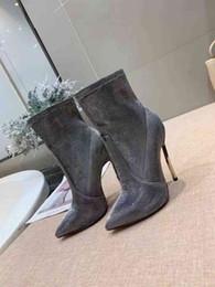 2019 туфли на каблуке 11 см Мировое турне тонкий высокий каблук ботинок дизайнер женщин сапоги ботильоны 11 см каблук сапоги корейский стиль женщина мода обувь fashion0812 скидка туфли на каблуке 11 см