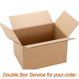 Tariffa di pagamento extra per Double Box [EPAACKET 5usd] [DHL EMS 15usd] Tariffa di pagamento extra per Double Box da